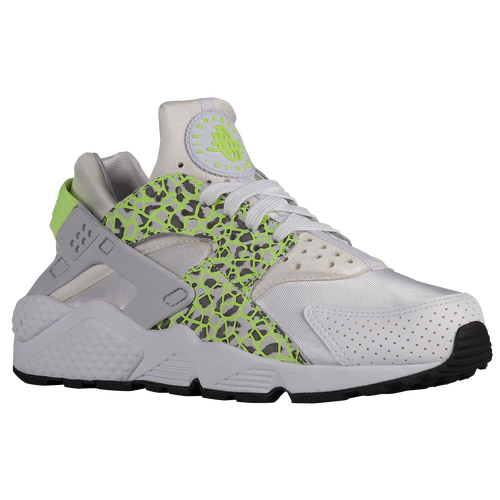 sale retailer 08a95 e6459 Nike Air Huarache - Women s - Running - Shoes - White Ghost Green Pure  Platinum