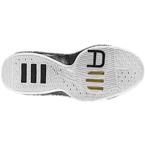 adidas J Wall - Men's - Basketball - Shoes - Wall, John - White/Black/Gold  Met
