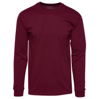 Gildan Team 50/50 Dry-Blend Long Sleeve T-Shirt - Men's - Maroon