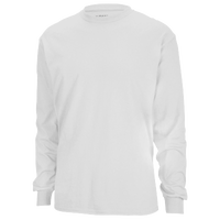 Gildan Team 50/50 Dry-Blend Long Sleeve T-Shirt - Men's - All White / White