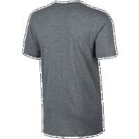 Nike Hybrid Futura T-Shirt - Men s - Grey   Gold 9bd36a584