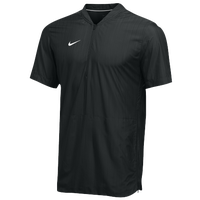 Nike Team Authentic Lockdown S/S Jacket - Men's - Black / White