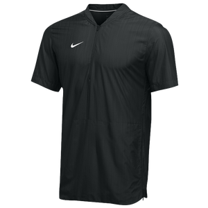 Nike Team Authentic Lockdown S/S Jacket - Men's - Black/White