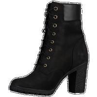 black timberland boots womens