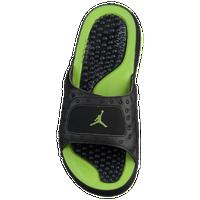a5d0706a708dc Jordan Retro 13 Hydro - Men s - Black   Light Green