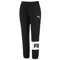 ab5f3356339b PUMA Urban Sports Sweatpants - Women s - Black   White