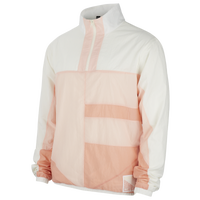 Nike Flight Jacket - Men's - Pink / White