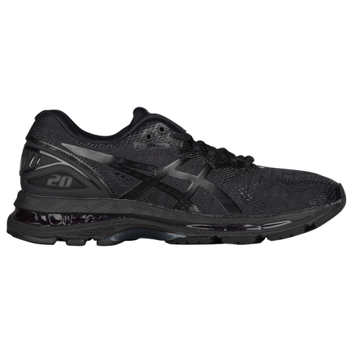 ASICS® GEL-Nimbus 20 - Women's - Black / Grey