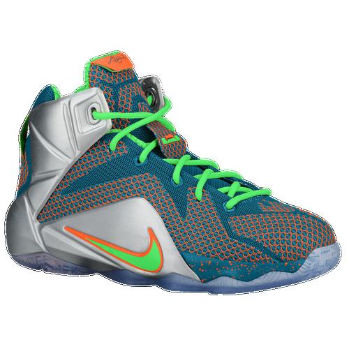 new concept a72c7 5b570 Nike LeBron 12 - Boys  Grade School