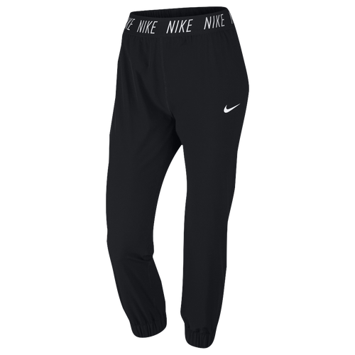Nike Woven Flex Tapered Pants - Women's Training - Black 85269010