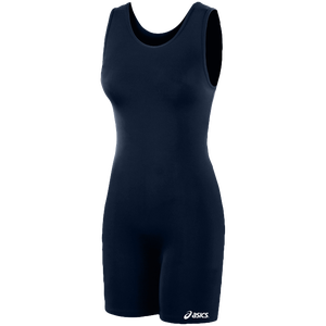 ASICS® Solid Modified Singlet - Women's - Navy