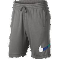 dae6c5e89142 Nike SB Dry Graphic Fill Sunday Shorts - Men s - Grey   Black