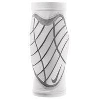Nike Pro Hyperstrong Padded Bicep Sleeves - Men's - White / Grey