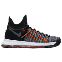 Nike KD 9 Elite - Men\u0027s - Kevin Durant - Black / White