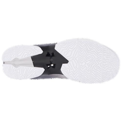 a6e348fc147 Under Armour Longshot - Men s - Basketball - Shoes - Grey Matter Rhino  Grey Black
