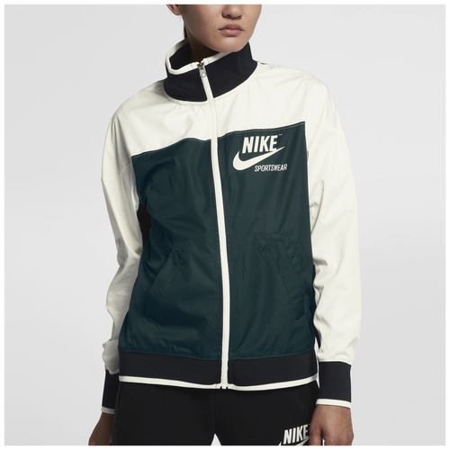 43bf29dd06e6 Nike Archive Jacket - Women s - Casual - Clothing - Sail Outdoor ...