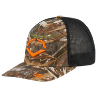 Evoshield Outdoor Hunting Flexfit Hat - Men's - Brown / Black