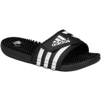 adidas womens shoes. adidas adissage - women\u0027s black / white womens shoes
