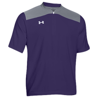 Under Armour Triumph Cage Jacket - Men's - Purple / Grey