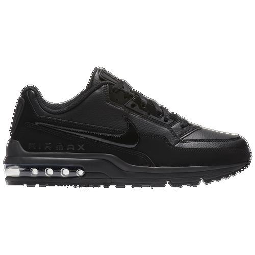 6bf5952a7a3ed6 Nike Air Max LTD - Men s - Casual - Shoes - Black Black Pale Grey Pure  Platinum