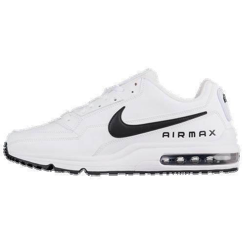 abb9b6929870 Nike Air Max LTD - Men s - Casual - Shoes - White Black