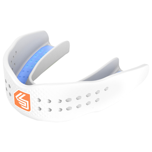 Shock Doctor Superfit All Sport Mouthguard - Grade School - White