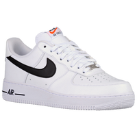Nike ID Air Force 1 High Premium White Out Pack