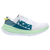 HOKA ONE ONE Carbon X - Men's - White / Aqua