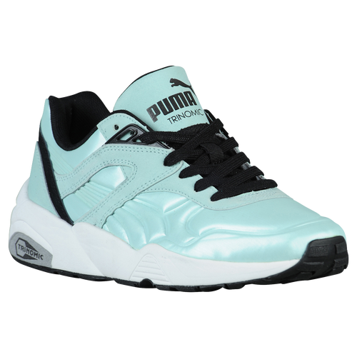 Cheap PUMA R698 Fair Aqua/Black