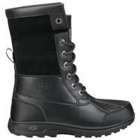 UGG Butte II - Boys' Grade School - All Black / Black