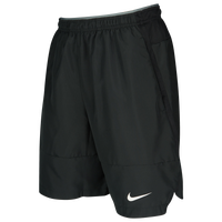 Nike Team Untouchable Woven Shorts - Men's - Black