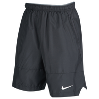 Nike Team Untouchable Woven Shorts - Men's - Grey