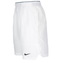 Nike Team Untouchable Woven Shorts - Men's - White