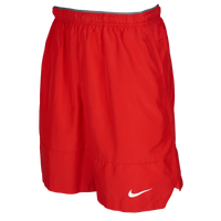 Nike Team Untouchable Woven Shorts - Men's - Red