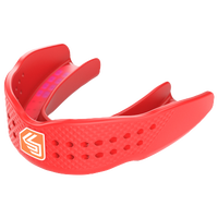 Shock Doctor Superfit All Sport Flavor Mouthguard - Grade School - Red / Red