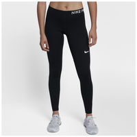 Nike Pro Cool Tights Womens Black/Black/White