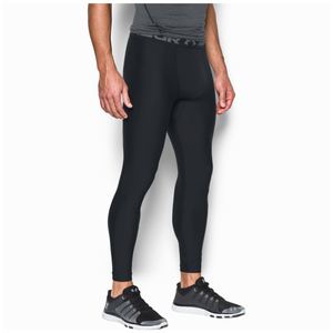 Under Armour HG Armour 2.0 Compression Tights - Men's - Black/Graphite
