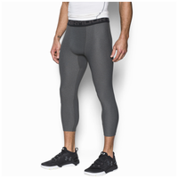 Under Armour HG Armour 2.0 Compression Tights - Men's - Grey / Black
