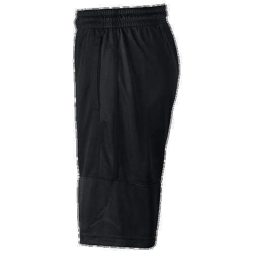 Jordan Rise Shorts - Men's - Basketball - Clothing - Black