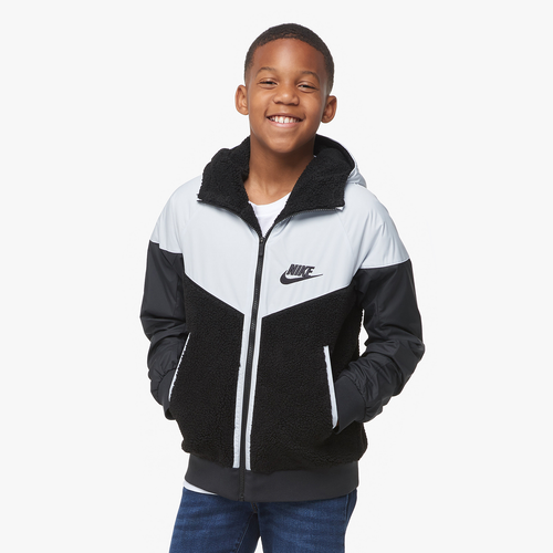 b254c9f680 Nike Windrunner Sherpa Jacket - Boys  Grade School.  74.99. Main Product  Image