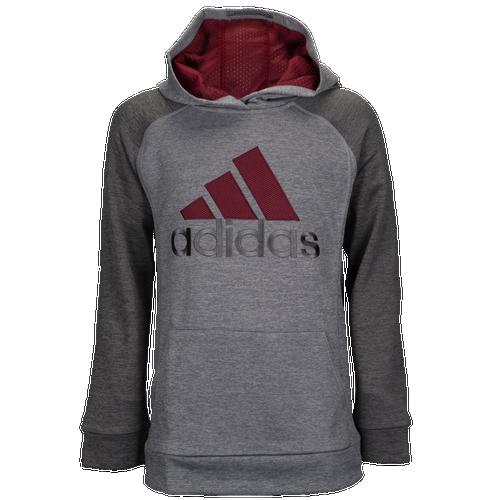 805f41b4abf2 adidas Applique Pullover Hoodie - Boys  Grade School - Casual ...