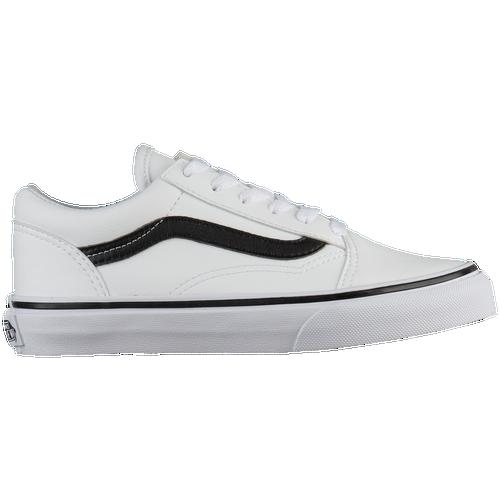 449c5109f7 Vans Old Skool - Boys  Preschool - Casual - Shoes - True White Black ...