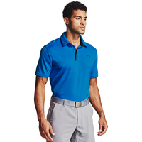 Under Armour Tech Golf Polo - Men's - Blue