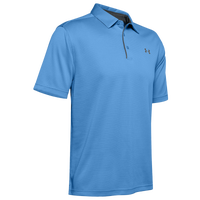 Under Armour Tech Golf Polo - Men's - Light Blue