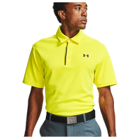 Under Armour Tech Golf Polo - Men's - Yellow