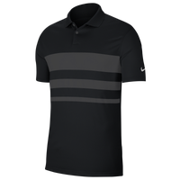 Nike Dry Vapor Striped Golf Polo - Men's - Black