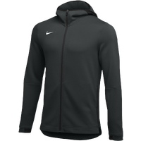 Nike Team Dry Showtime Full-Zip Hoodie - Men's - Black / White