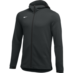 Nike Team Dry Showtime Full-Zip Hoodie - Men's - Black/White
