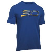 Under Armour SC30 Faded Logo T Shirt