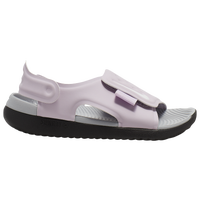 Nike Sunray Adjust 5 Sandal - Girls' Preschool - Pink / White
